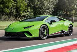 2017 Lamborghini Huracan Performante-first-drive