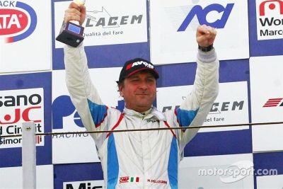 Annuncio Marco Pellegini con Target Competition