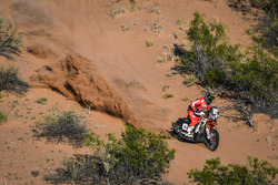Марк Сэмюэлс, Mec Team, Honda CRF 450 Rally (№64)