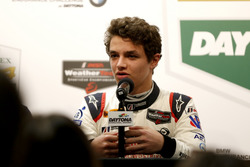 #23 United Autosports Ligier LMP2, P: Ландо Норріс