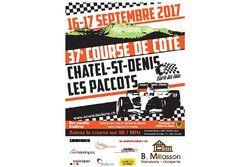 Rallye du Chablais, locandina 2018