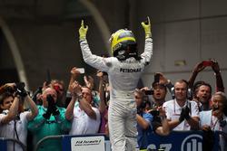 Победитель Нико Росберг, Mercedes AMG F1 W03