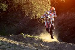 Лайя Санс, KTM Factory Racing Team, KTM 450 Rally (№15)