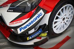 Автомобиль Toyota Yaris WRC, Toyota Gazoo Racing WRC