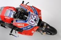 Motosiklet, Andrea Dovizioso, Ducati Team