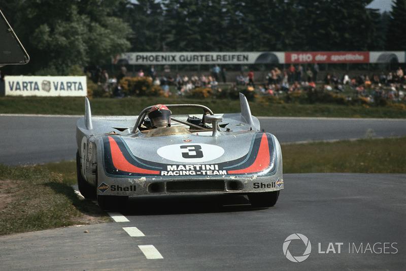 Vic Elford, Gerard Larrousse, Porsche 908/03