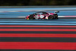 #69 Barwell Motorsport, Lamborghini Huracan GT3: Sam de Haan, Jonny Cocker