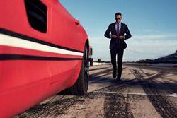 Lewis Hamilton - Tommy Hilfiger Campaign