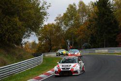 Benedikt Gentgen, Arndt Hallmanns, Seat Sport Leon TCR