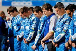 Miembros del equipo de Jimmie Johnson, Hendrick Motorsports Chevrolet