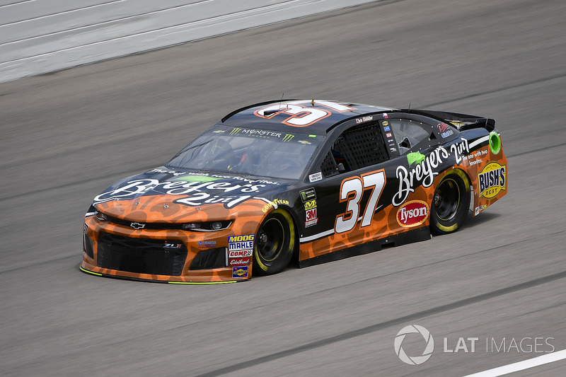 10. Chris Buescher, JTG Daugherty Racing, Chevrolet Camaro Breyers 2 in 1