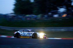 Ники Катсбург, Рихард Уэстбрук, Джон Эдвардс, Том Бломквист, Rowe Racing, BMW M6 GT3 (№98)