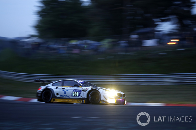 #98 Rowe Racing BMW M6 GT3: Nicky Catsburg, Richard Westbrook, John Edwards, Tom Blomqvist