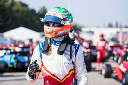 Le poleman Leonardo Pulcini, Campos Racing