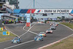 Юрген фон Гарцен, Себастьян фон Гарцен, Марцель Хоппе, Mühlner Motorsport, Porsche Cayman GT4 CS (№303)
