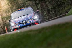 Styve Juif, Alex Florenson, Renault Clio RS