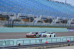 #80 TA2 Ford Mustang, Jordan Bupp, Bupp Motorsports, #92 TA2 Chevrolet Camaro, Shane Lewis, Napoleon Motorsports