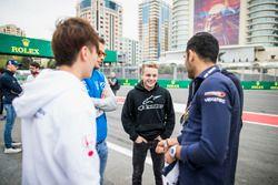 Tadasuke Makino, RUSSIAN TIME, Luca Ghiotto, Campos Racing, Santino Ferrucci, Trident, Roy Nissany,