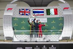 Jack Aitken, ART Grand Prix, Alexander Albon, DAMS, Antonio Fuoco, Charouz Racing System