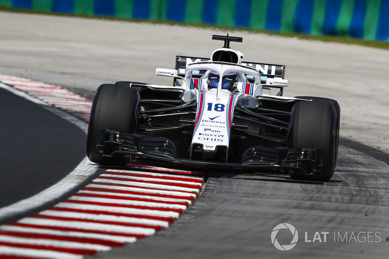 17. Lance Stroll, Williams FW41