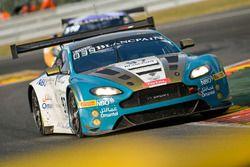 #97 Oman Racing with TF Sport Aston Martin V12 Vantage: Ahmad Al Harthy, Charlie Eastwood, Euan Mckay, Ross Gunn