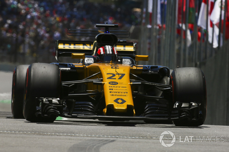 10e : Nico Hülkenberg (Renault)
