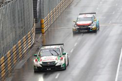 Норберт Михелис, Honda Racing Team JAS, Honda Civic WTCC