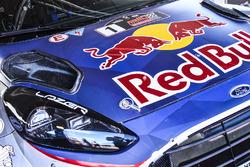 Ford Fiesta WRC, M-Sport detail