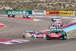 Juan Jose Ebarlin, Donto Racing Chevrolet, Prospero Bonelli, Bonelli Competicion Ford, Jonatan Castellano, Castellano Power Team Dodge, Juan Martin Trucco, JMT Motorsport Dodge