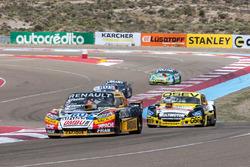 Facundo Ardusso, Renault Sport Torino, Mauricio Lambiris, Martinez Competicion Ford
