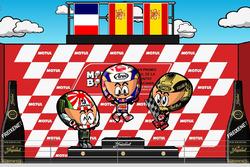 El GP de Valencia 2017 de MotoGP según MiniBikers