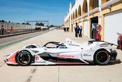 Mahindra Racing, vettura Gen2