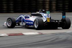 Роберт Шварцман, PREMA Theodore Racing, Dallara F317 Mercedes-Benz