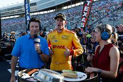 Ryan Hunter-Reay, Andretti Autosport Honda dans le premier épisode de