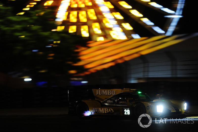 #29 Racing Team Nederland Dallara P217: Frits van Eerd, Giedo van der Garde, Jan Lammers
