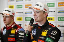 Conférence de presse, Dan Ticktum, Motopark Dallara F317 - Volkswagen