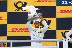 Podio: il secondo classificato Gary Paffett, Mercedes-AMG Team HWA