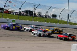 Ryan Truex, Kaulig Racing, Chevrolet Camaro Phantom Fireworks, Kaz Grala, Fury Race Cars LLC, Ford Mustang NETTTS and Cole Custer, Stewart-Haas Racing, Ford Mustang Haas Automation