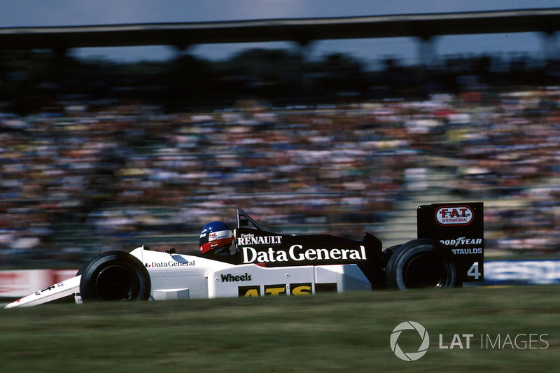 Tyrrell 015 (1986)