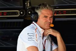 Gil De Ferran, McLaren Sporting Director
