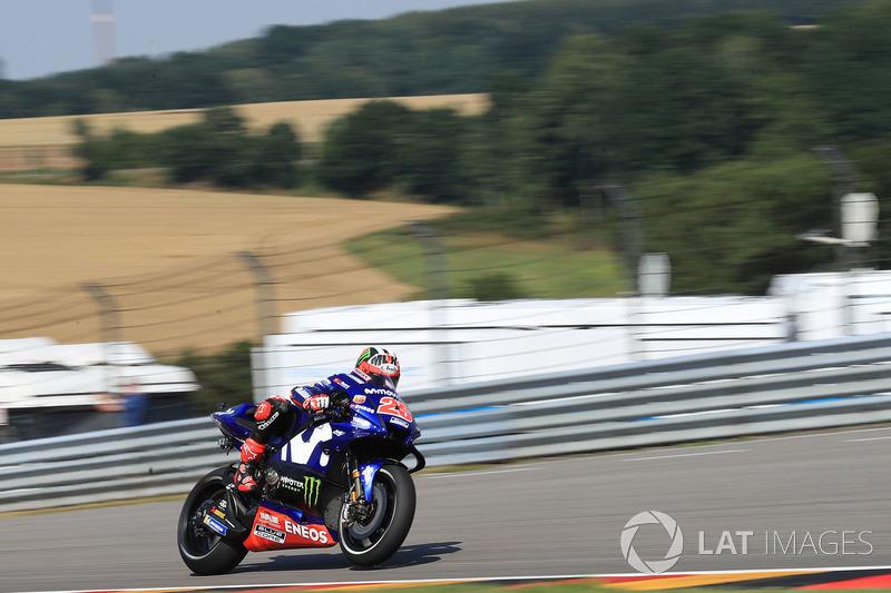 Maverick Viñales, Yamaha Factory Racing, Jack Miller, Pramac Racing