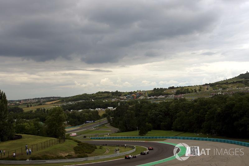 В начале августа 2006 года Формула 1 в 22-й раз приехала на «Хунгароринг» – одну из самых скучных трасс в календаре чемпионата мира