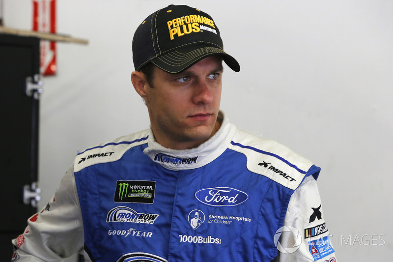 Kandidat auf Front-Row-Cockpit 2019: David Ragan