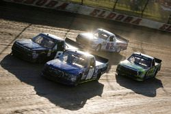 Justin Shipley, Jacob Wallace Racing, Ford F-150 Roger's, John Hunter Nemechek, NEMCO Motorsports, Chevrolet Silverado Business Machines Company, Braden Mitchell, Reaume Brothers Racing, Toyota Camry Spark Energy Inc., and Austin Hill, Young's Motorsports, Chevrolet Silverado