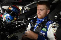 Chris Buescher, JTG Daugherty Racing, Chevrolet Camaro Louisiana Hot Sauce
