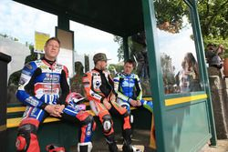 Gary Johnson, Lee Johnston and Dean Harrison