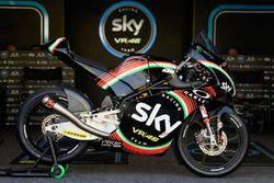 Dennis Foggia, Sky Racing Team VR46, special livery