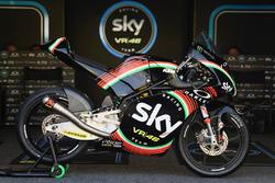 Dennis Foggia, Sky Racing Team VR46, avec une livrée spéciale