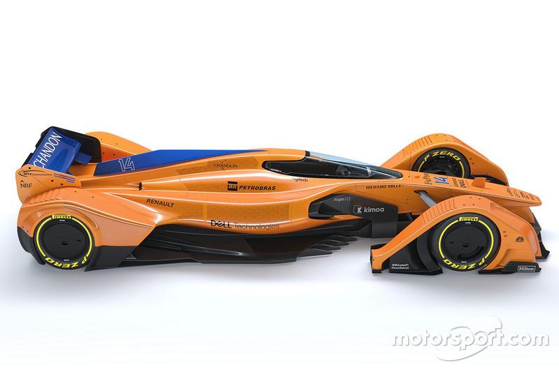 McLaren X2 (2018)