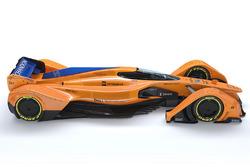 McLaren X2 concept
